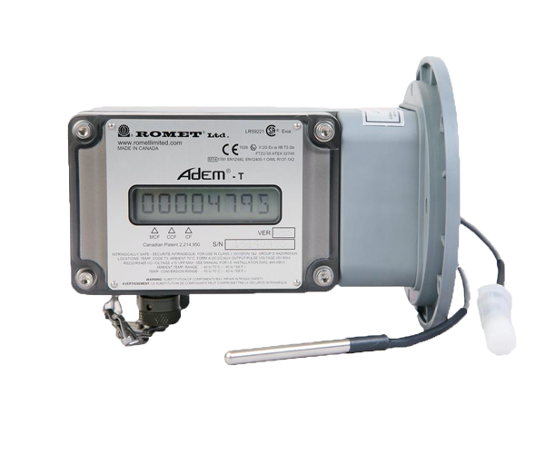 ADEM-T – ADVANCED ELECTRONIC MODULE WITH TEMPERATURE CORRECTION